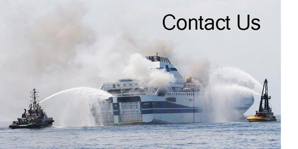 Fire ships contact page